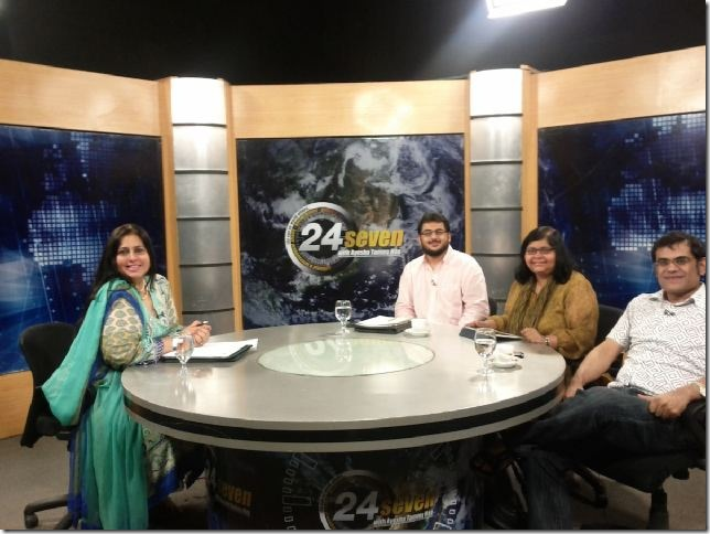 Blaagers - 110519 - Business Plus - Tammy Haq - Jehan Ara - Raza Rumi